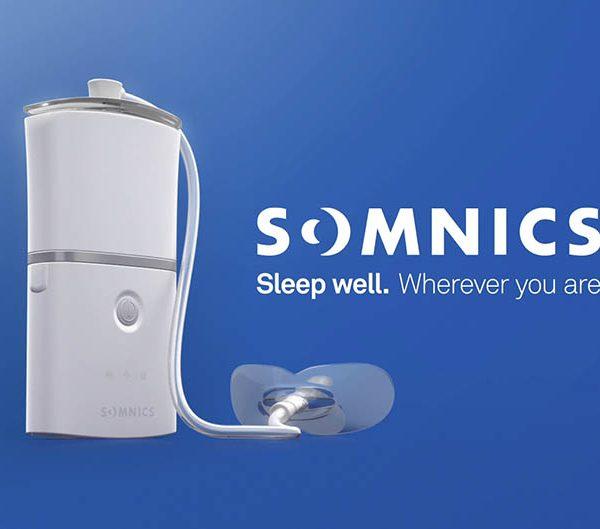 מכשיר INAP לטיפול בדום נשימה בשינה