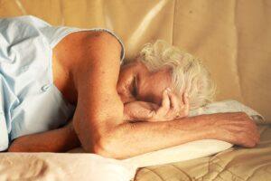 בעיות נשימה בשינה