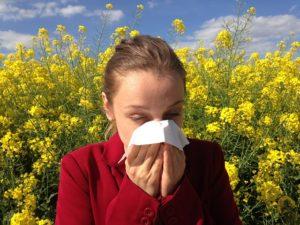 אלרגיה נשימתית
